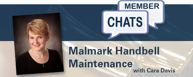 Cara Davis – Malmark Handbell Maintenance