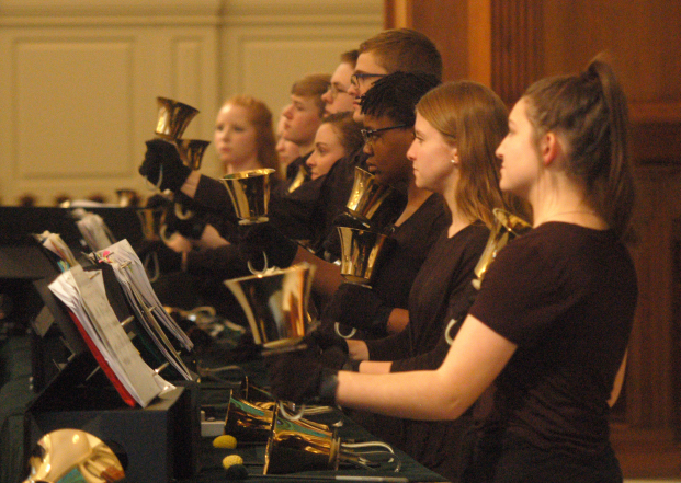 A First for High School Handbells