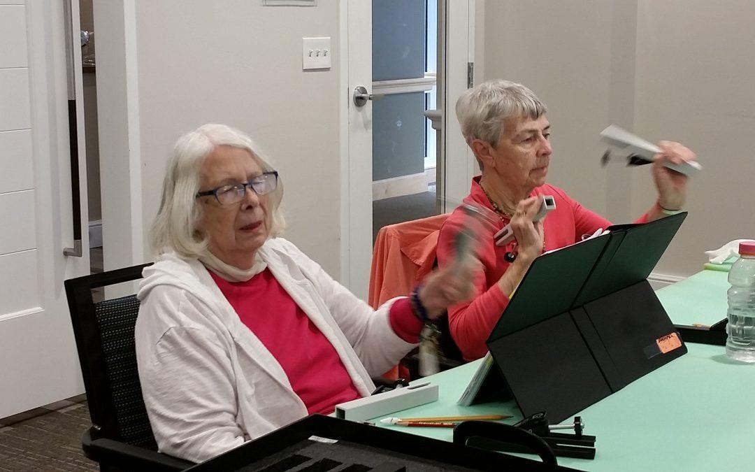 AGEHR Grant Fund at Work